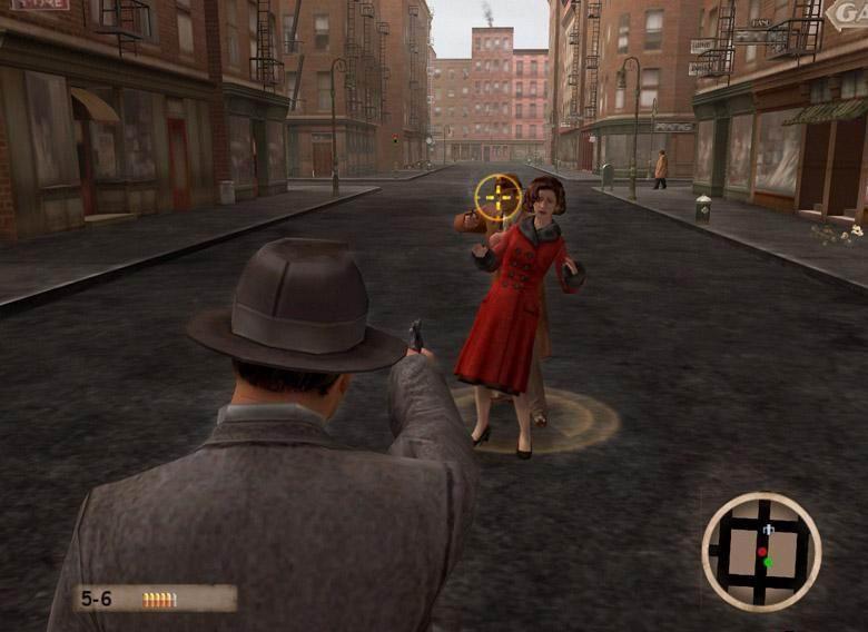 Скриншот из игры Godfather: The Game, The под номером 2. Перейти к скриншот